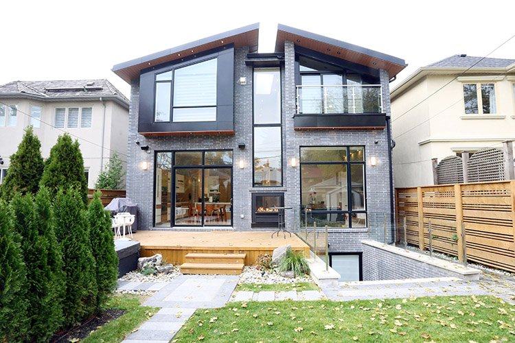 ... In A Much Better Custom Home Design. Tip: In The City Of Markham, You  Cannot Build Any Addition Or Extension To Your House, Unless You Submit A  Survey.