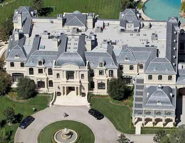 DREAM HOME OF MARK WAHLBERG