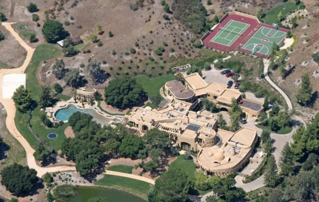The Pristine Retreat of Will Smith