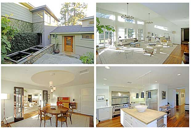 Will Ferrell's Pristine and Elegant Family Home in Los Angeles